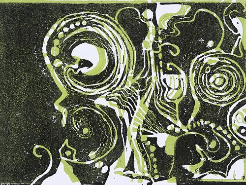 Linoldrucke